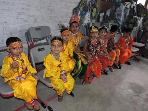 Pre-Primary Janmashtami